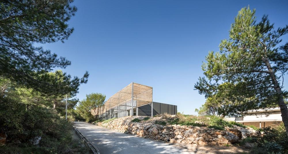 Ecole architecture marseille christophe sion retoucheur numérique